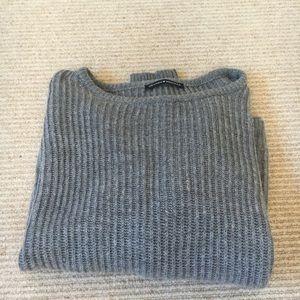 grey brandy sweater